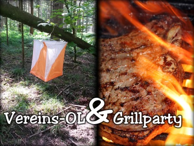 TVS ALL BLD Vereins OL Grillparty